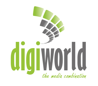 Logo digiworld2015 media combination